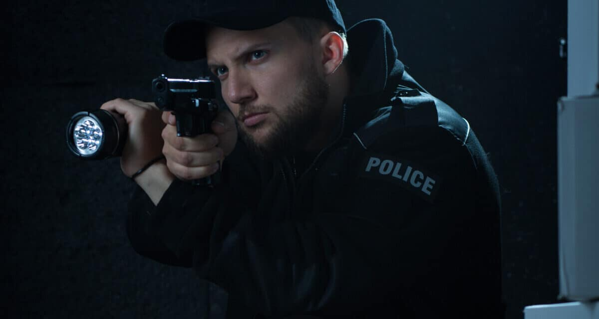 Models & Brands of Handguns Used by Police Departments