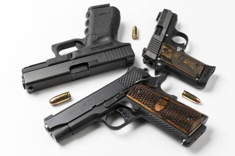 Glocks Don't Have Safeties, and It Makes Them Safer.
