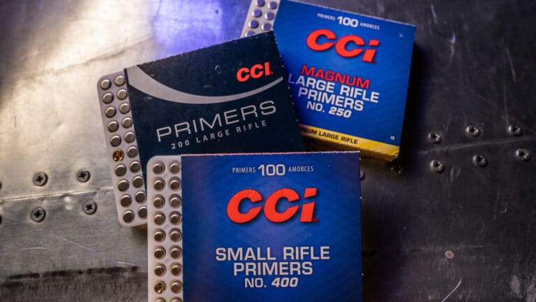 Reloading with Standard vs Match Primers: Does it matter?