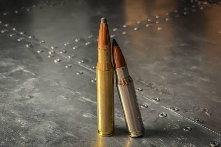 .30-06 Springfield vs .308 Winchester: Ballistic comparison