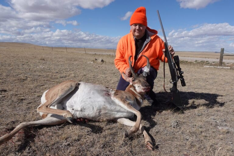 Montana Antelope: 5 Tips for a Successful Hunt on Public Land